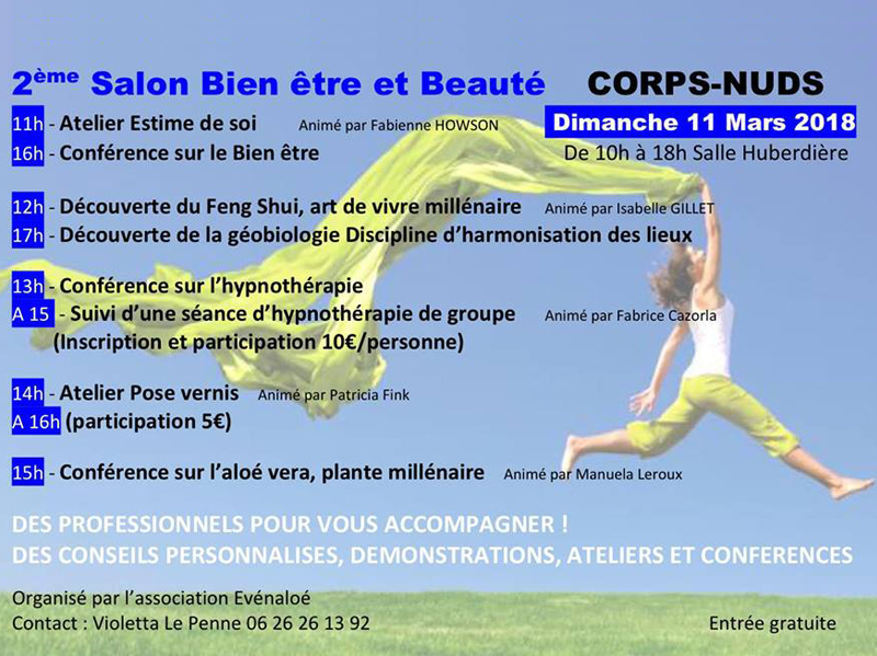 Hypnose à Rennes Corps Nuds